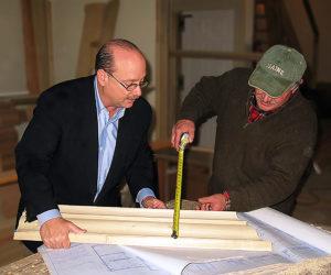 Hands-on site visit