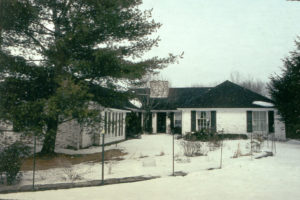 Before the renovation
