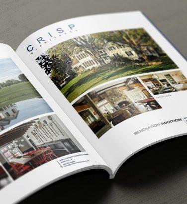 Crisp Architects Print Portfolio